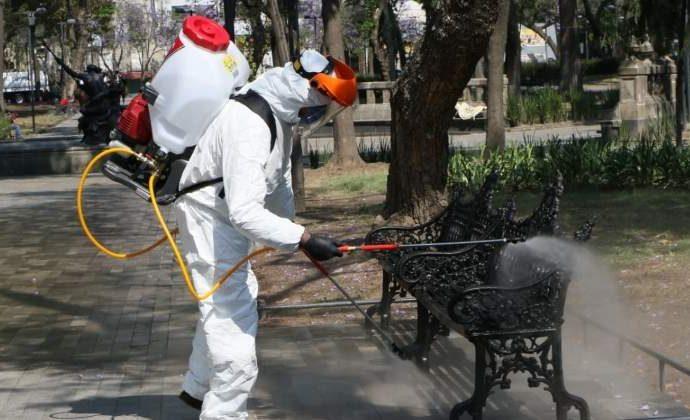 Habrá sanitización a colonias de mayor contagio por Covid-19