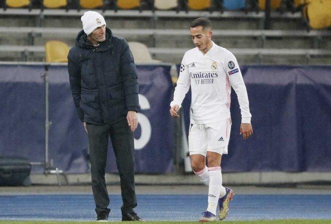 No voy a dimitir, se aferra Zidane