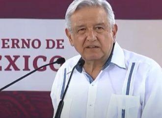 Pide López Obrador que se investigue a su prima Felipa