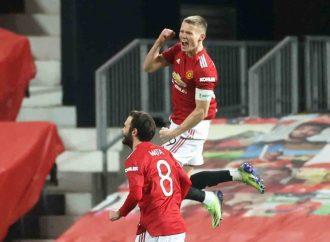 Manchester United avanza en la FA cup