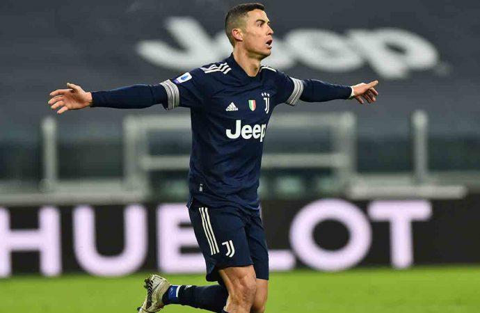 Cristiano acerca a la Juventus al podio de la Serie A