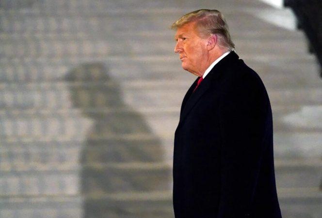 Trump se irá de la Casa Blanca horas antes de ceremonia de Biden