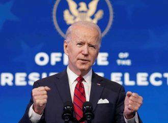 Biden completa equipo diplomático para 'reparar' política exterior