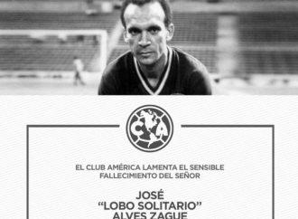 Fallece 'Zague', jugador histórico del América