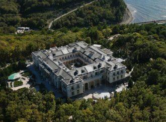 Este es el palacio 'secreto' de Putin, revela opositor Navalni