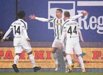 Juventus conquista la Supercopa de Italia