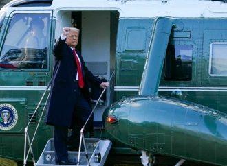 Pandemia asesta duro golpe a negocios de Trump