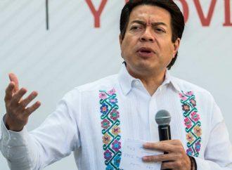 Mario Delgado asegura que no hay privilegios en Morena