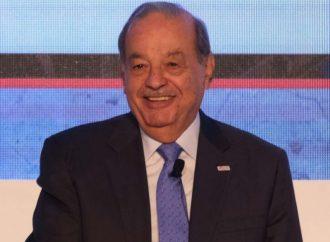 Carlos Slim Helú tiene covid-19; evoluciona favorablemente