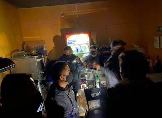 Usaban puerta de 'refri' para ingresar a bar en Hidalgo