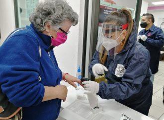 Entrega Xochimilco oxímetros a pacientes en recuperación