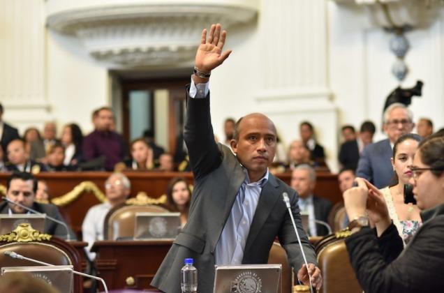 Héctor Barrera exige comparecencia de Florencia Serranía ante una comisión especial y llama a CS a construir plan de protección civil para STC Metro