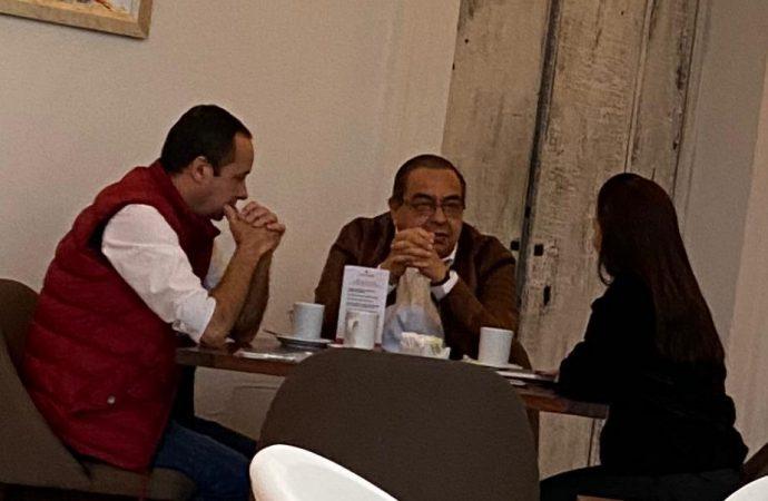 Manuel Peraza perfila traición a AMLO y Morena en Nayarit
