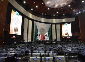 Conmemoran 104 Aniversario de la Promulgación de la Constitución de 1917 en la Cámara de Diputados