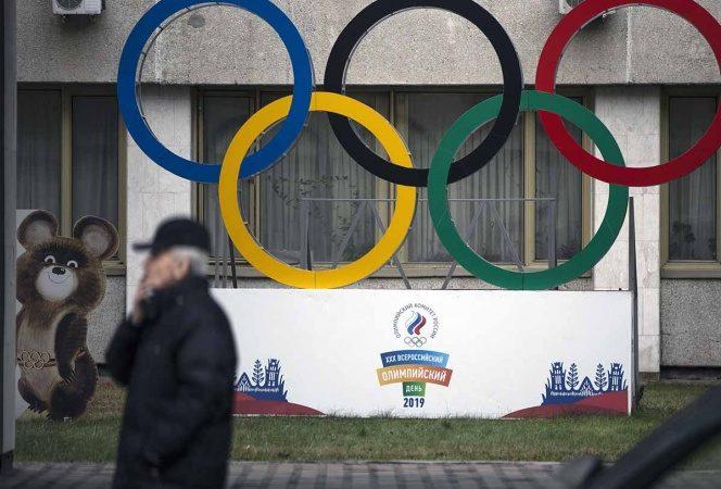 Rusia se llamará ROC en los Juegos Olímpicos
