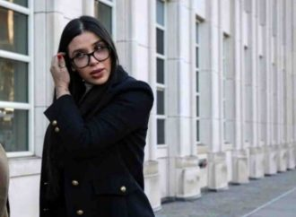 Detienen en EU a Emma Coronel, esposa de 'El Chapo'