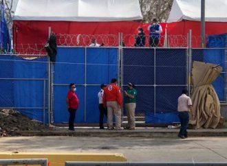 Ingresan primeros migrantes a EU para reanudar petición de asilo