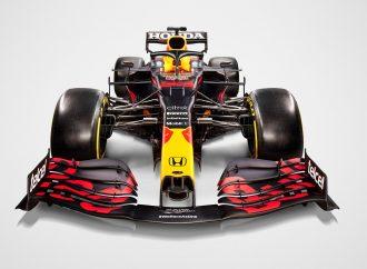 Presentan el RB16B, el monoplaza que conducirá Checo Pérez este 2021