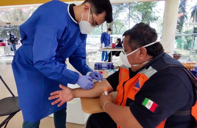 Busca Xochimilco e Instituto de Medicina Genómica, cortar cadena de contagios por Covid-19