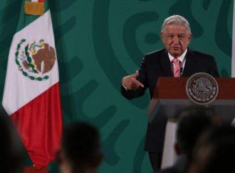 No asusta a López Obrador polarización política