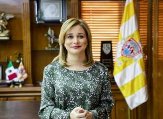 Fiscalía de Chihuahua acusa a Maru Campos de cobrar sobornos a empresarios