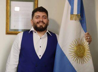 Diego Maradona Jr ya es argentino