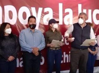 Denuncia alcalde Fernando Vilchis persecución por solicitar la remoción de los mandos de seguridad pública estatal en Ecatepec