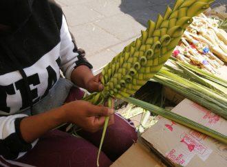 Tejedores de palma vuelven a Xochimilco, tras un año de pandemia