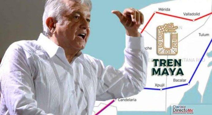 Imparable el Tren Maya frente a los embates de amparos por las ONG'S