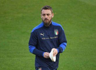 Daniele De Rossi hospitalizado a causa del covid-19