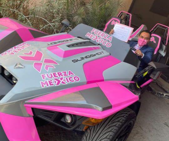 Con pocas posibilidades, Álvarez Melo deja Curul para buscar alcaldía de Iztapalapa