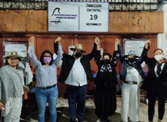 Carlos Acosta repite en Xochimilco, autoridades electorales ratifican su triunfo