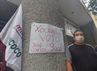 RATIFICA TECDMX TRIUNFO DEL MORENISTA JOSÉ CARLOS ACOSTA EN LA ALCALDÍA XOCHIMILCO