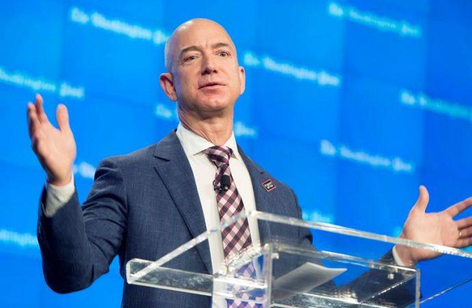 Dueño de Amazon, el hombre más rico del mundo: Forbes