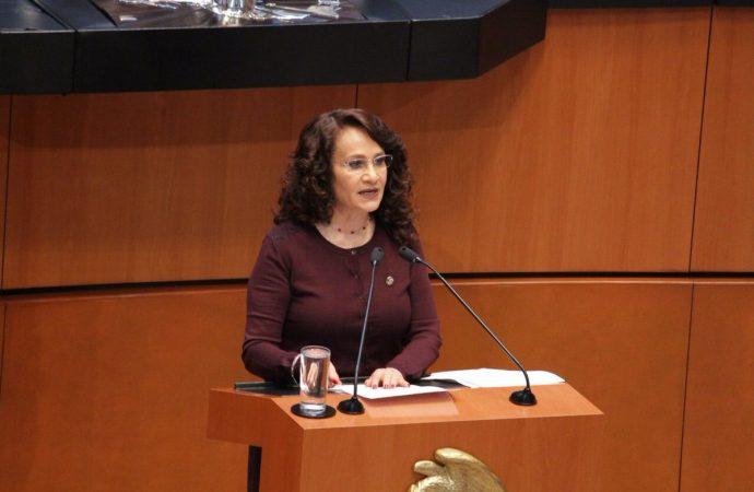 Propone Dolores Padierna creación de Comisión Especial para el Seguimiento del Proceso de Reconstrucción derivados de sismos