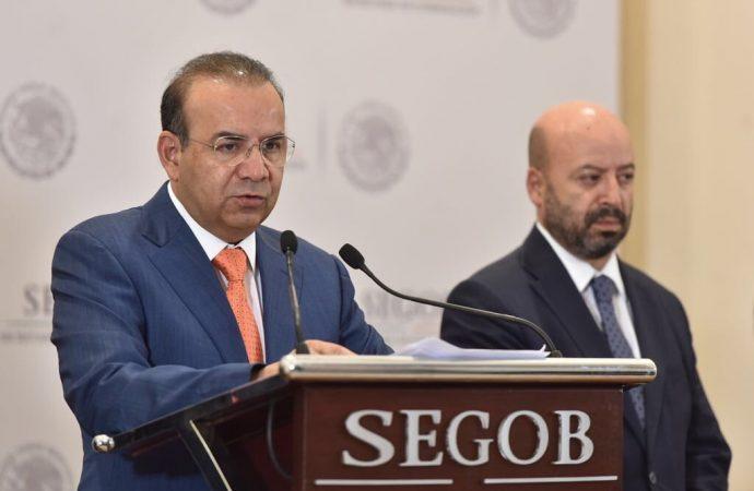 Gobernación no tiene metidas las manos en proceso electoral: Navarrete Prida