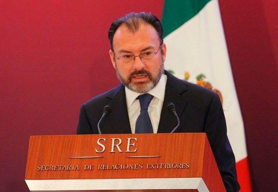 Tráfico de drogas, responsabilidad entre México y EUA: Luis Videgaray