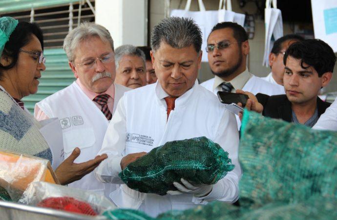 Se han realizado verificaciones sanitarias en 250 establecimientos y mercados por cuaresma: Sedesa