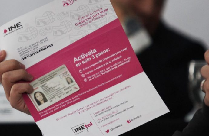 Intensifica INE campaña de credencialización en el extranjero