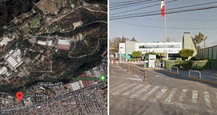 Desmiente SAE presunta venta pactada del Campo Militar 1-F