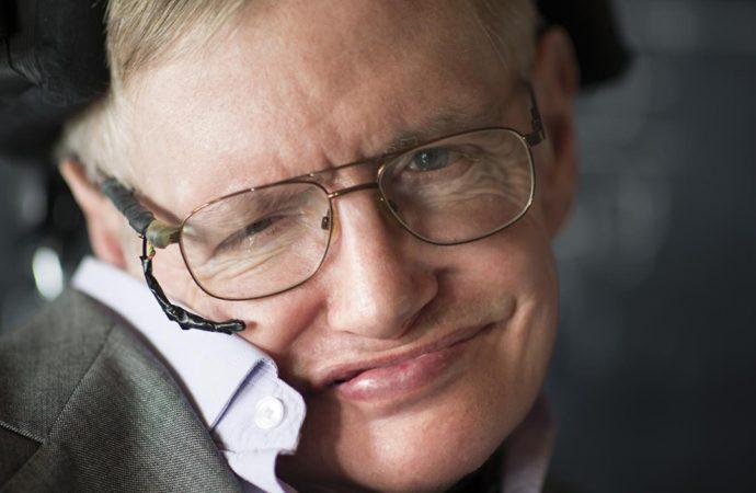 Stephen Hawking: una mente sin límites