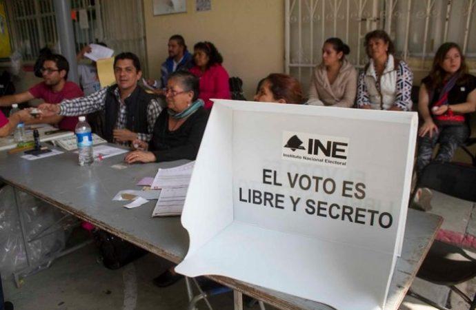 INE pide a ciudadanos abrir la puerta a los capacitadores