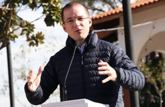 Ricardo Anaya causa choques y desencuentros entre Senadores y diputados