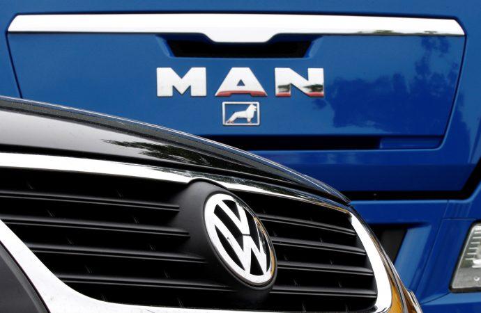 División de camiones de Volkswagen podría salir de la bolsa o emitir deuda