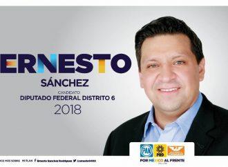 Sergio Mayer es un mentiroso: Ernesto Sánchez Rodríguez