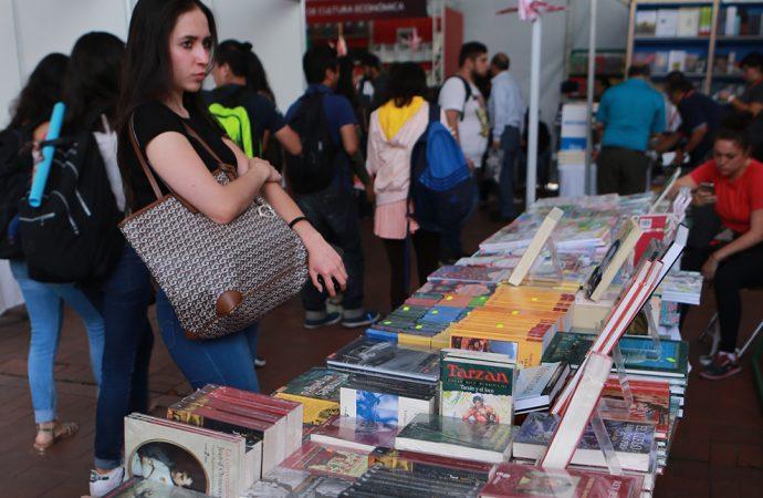 Presentes casi 50 editoriales en 5ª edición del Librofest de la UAM