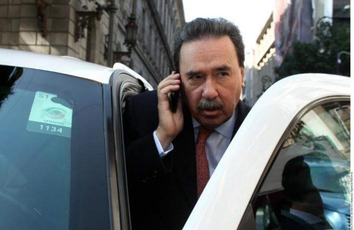 Emilio Gamboa transita su despedida
