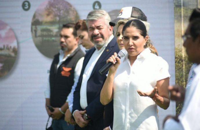 Va Barrales por Nuevo Chapultepec y Nueva Ciudad Universitaria en terrenos del AICM
