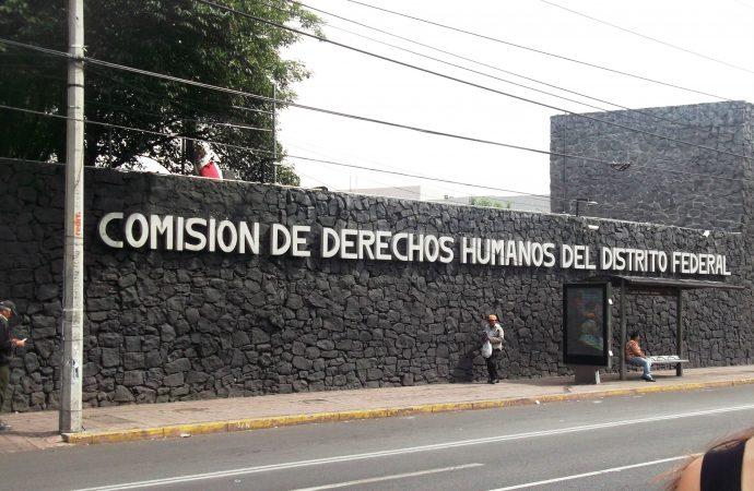 La CDHDF acumula 584 denuncias de extranjeros