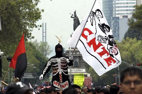 Confirma la CNTE inicio de paro el 4 de junio en Chiapas